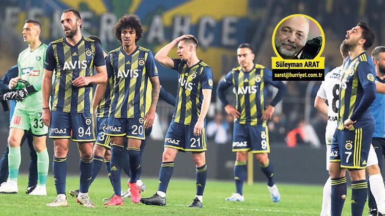 Fenerbahçe'nin bunalımdan çıkış formülü 1