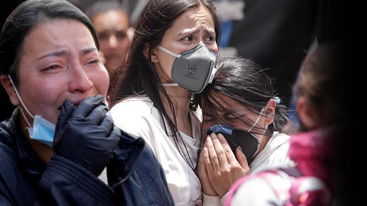 Cezaevinde isyan çıktı! Kolombiya'da corona virüs paniği büyüyor 1