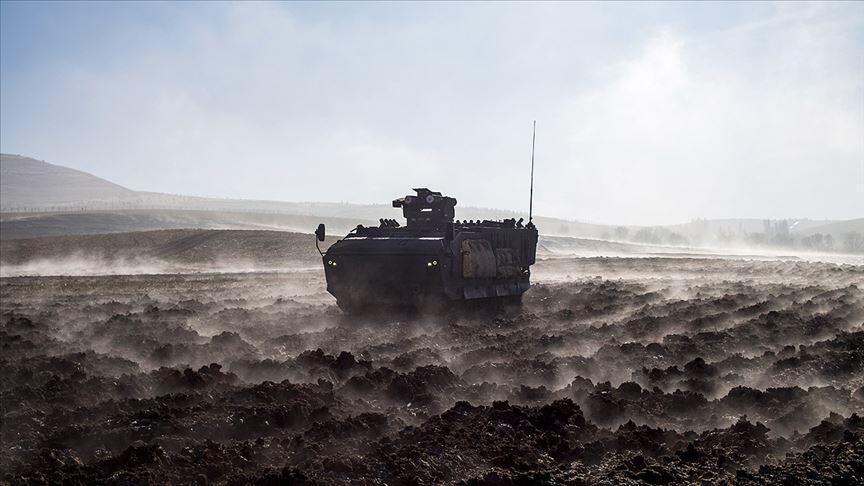 Türk Silahlı Kuvvetlerine 'Kaplan' teslimatı 1
