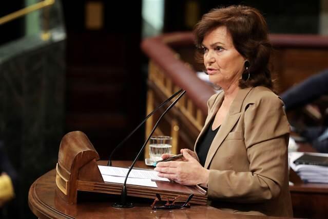 İspanya Başbakan Yardımcısı hastaneye kaldırıldı 1