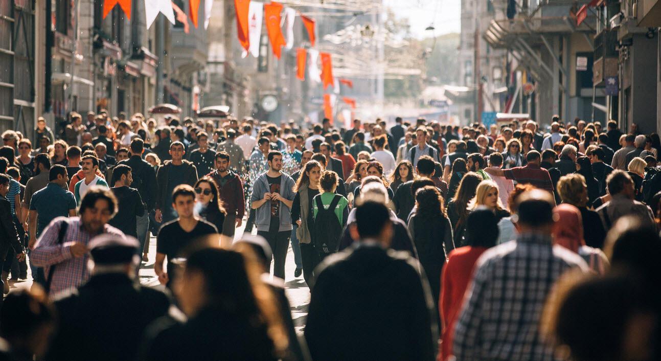 Üç büyük bölgede 2 milyondan çokça insan konuttan çıkmıyor 1