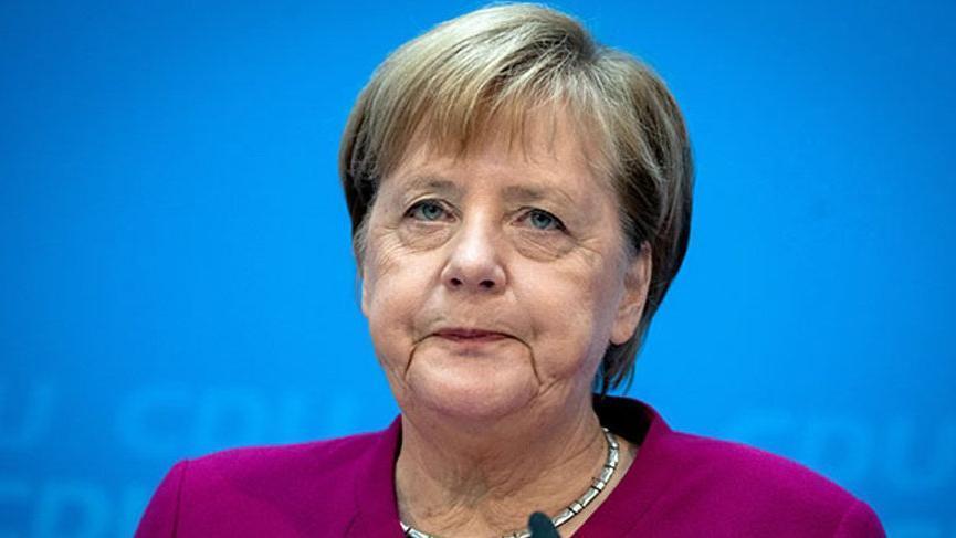 Son dakika haberi: Merkel'in corona virüs testi negatif çıktı 1