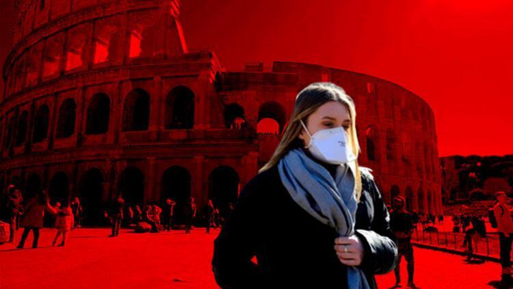 Son dakika haberi: İtalya'da bir günde 601 kişi hayatını kaybetti 1