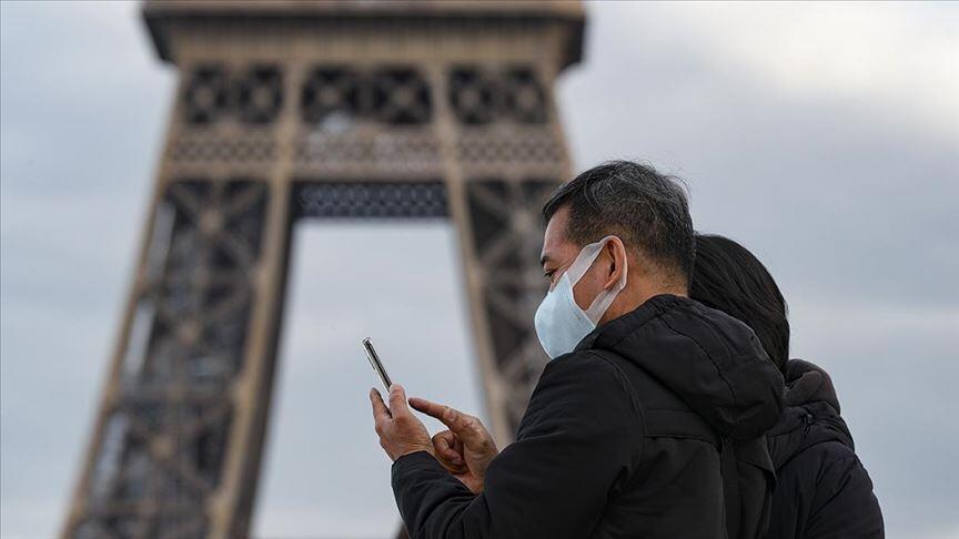 Son dakika haberi: Fransa'da corona virüsten 186 kişi daha hayatını kaybetti 1