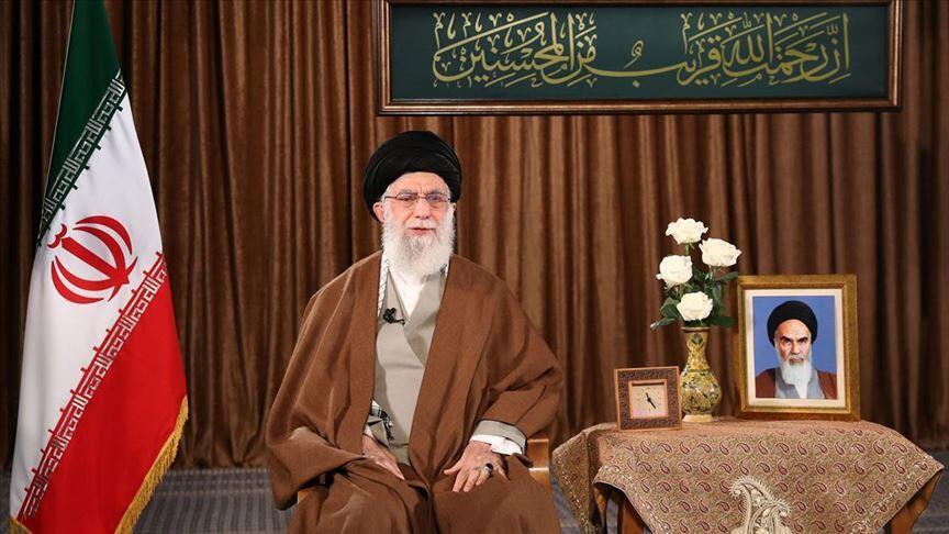 İran başkanı Hamaney'in dünürü koronavirüs nedeniyle hayatını kaybetti 1