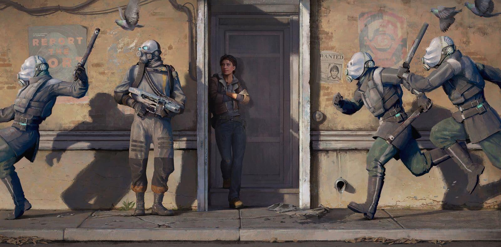 Half-life: Alyx geliyor, öncesinde Nvidia güncellemesi yayında! 1
