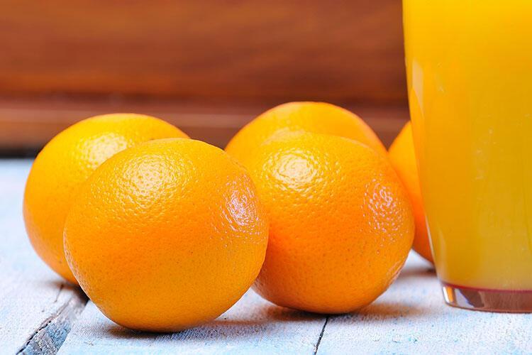 Corona virüse karşı her gün 1 adet portakal, 1 küçük patates...