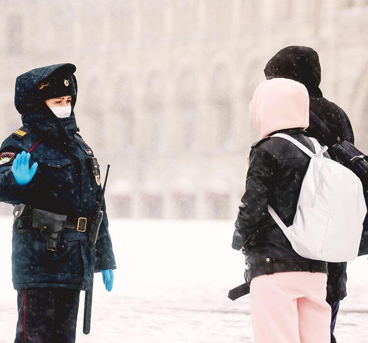 Rusya'da kasıtlı virüs yayan terörist sayılacak 1