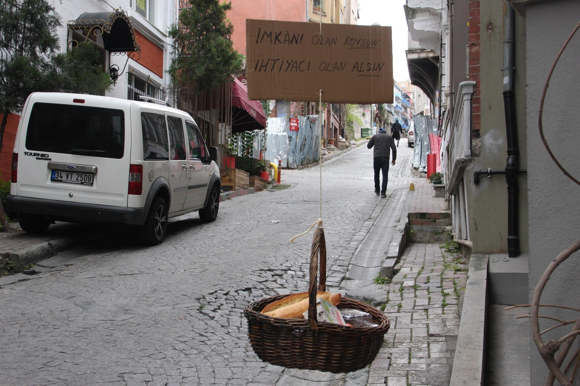 İtalya'da gördüklerinden esinlendi, sosyal medyada hızla yayılıyor