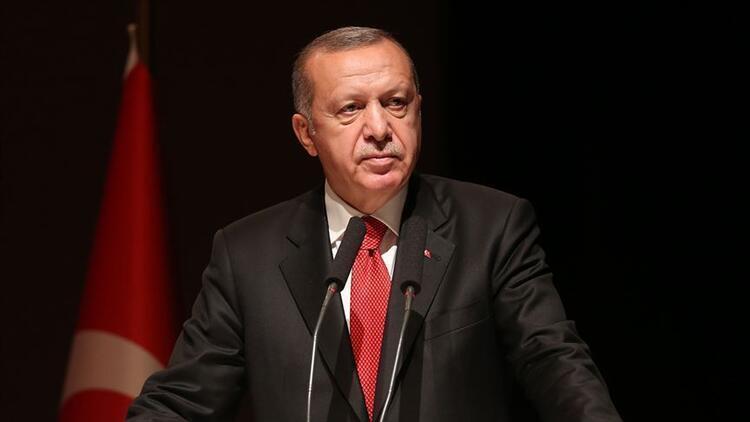 Son dakika haberi: Cumhurbaşkanı Erdoğan'dan 1 Mayıs mesajı - Son ...