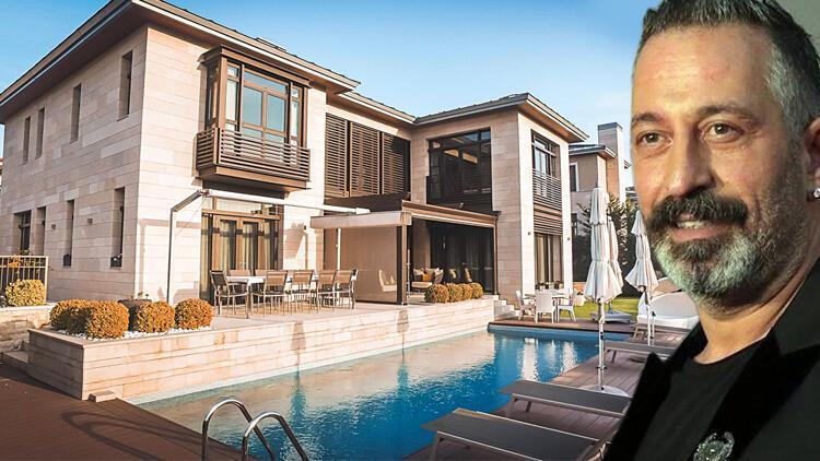 Sahibinden kira garantili satılık ev... Cem Yılmaz lüks villasını 2 milyon dolara satıyor!