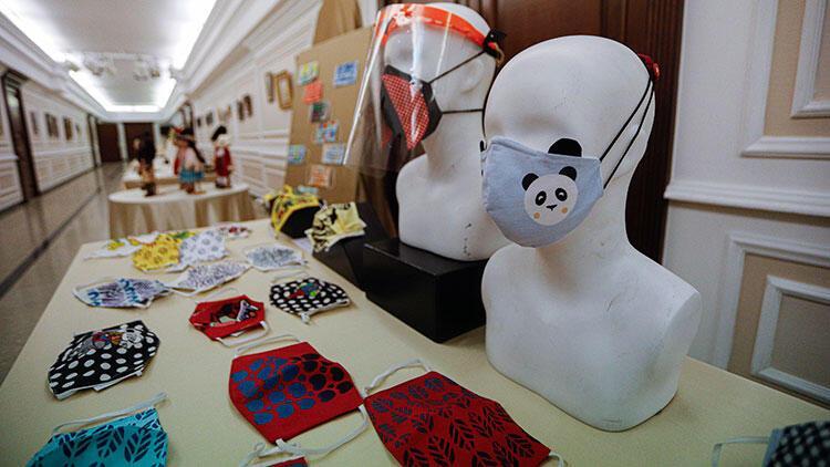 Milli Eğitim Bakanlığı'ndan çocuklara özel maske