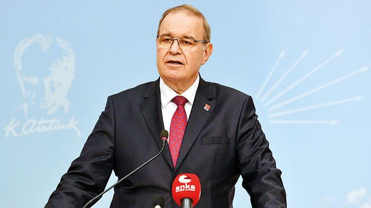 CHP Sözcüsü Faik Öztrak: 'Berberoğlu işi CHP'ye siyasi garez' - Son Dakika Haberleri