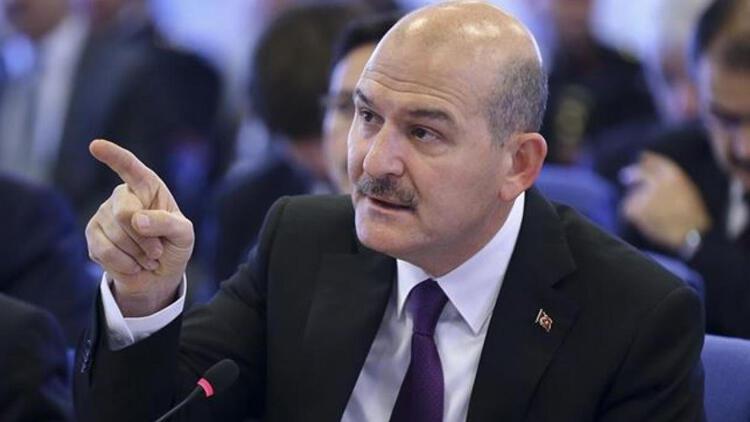 İçişleri Bakanı Süleyman Soylu'dan çok sert tepki: Saygı Öztürk'ün bu yazısı namussuzluktur - Son Dakika Haberler
