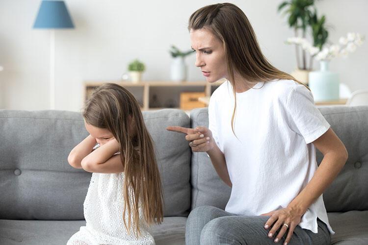Çocuklara verilen ceza yalan söyleme alışkanlığını pekiştiriyor
