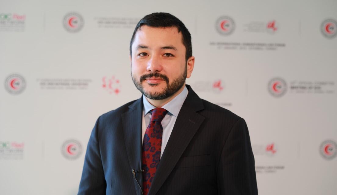 """ICYF Başkanı Taha Ayhan: """"İnananların kardeşliğini pekiştiren ve gençliğin heyecanını imgelendiren bir gelişme"""""""