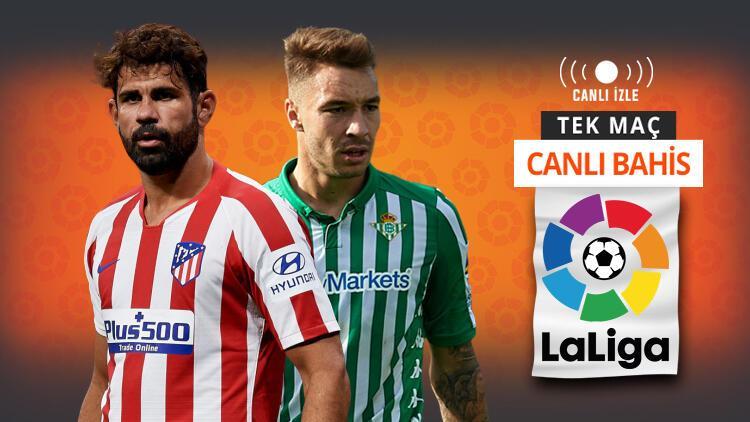 Атлетико Мадрид — Бетис 11.07.2020