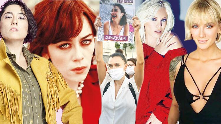 Artık yeter! Ünlülerden Pınar Gültekin tepkisi...