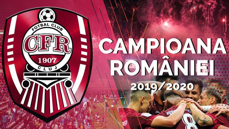 Romanya'da şampiyon Cluj!