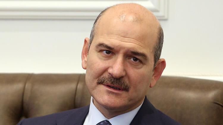 Son dakika... Bakan Soylu: Tüm Türkiye'de yüksek yoğunluklu denetim gerçekleştireceğiz
