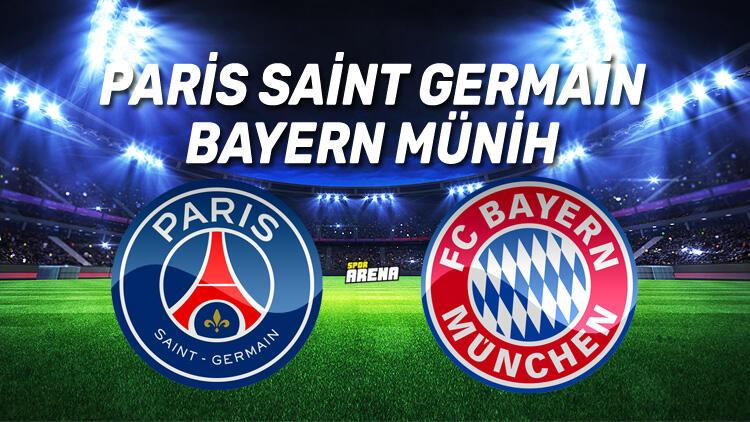 Paris Saint Germain Bayern Munih Sampiyonlar Ligi Finali Ne Zaman Saat Kacta Hangi Kanaldan Canli Yayinlanacak Spor Haberleri