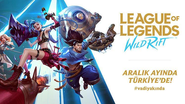 League of Legends: Wild Rift Bölgesel Açık Betası Başlıyor - Spor Haberleri  / eSpor