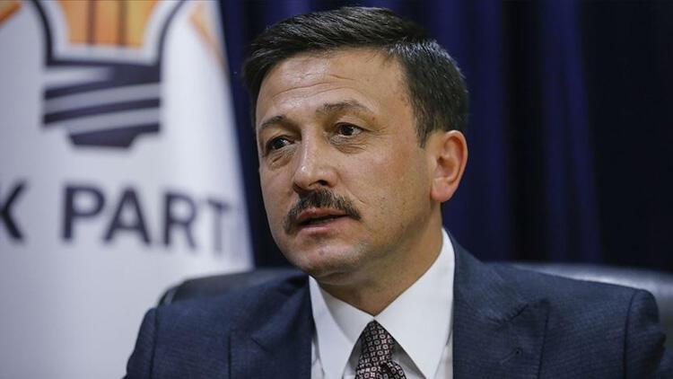 AK Partili Hamza Dağ'ın Kovid-19 testi pozitif çıktı