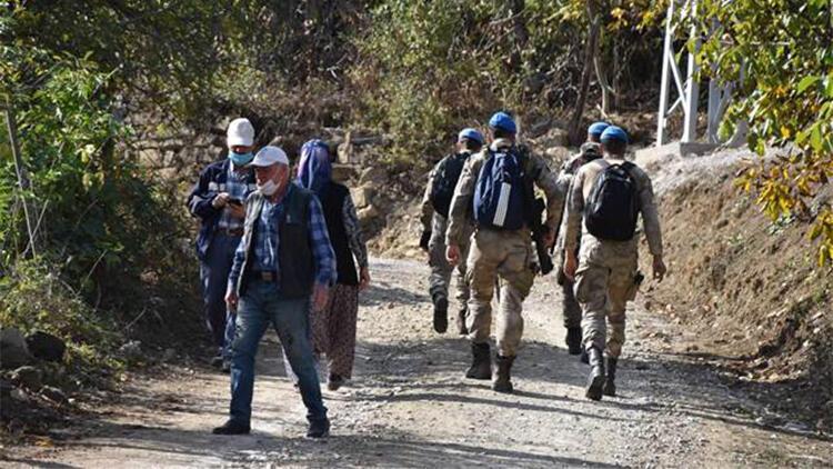 Sinop'ta kaybolan 98 yaşındaki kişi aranıyor