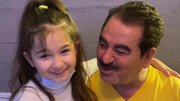 Elif Ada babası İbrahim Tatlıses'in doğum gününü kutladı