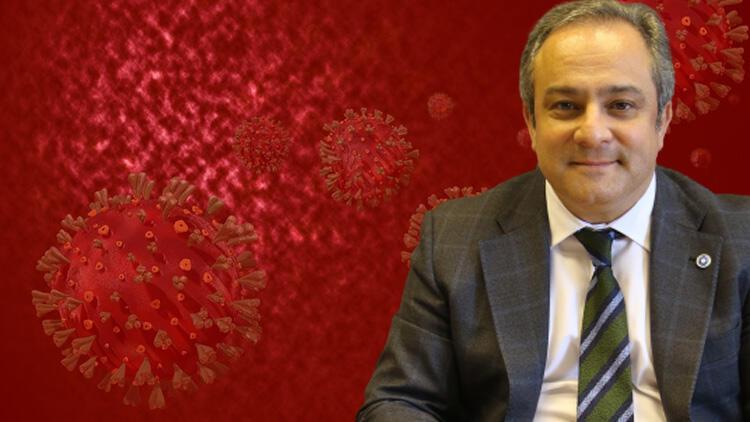 Türkiye'de de görülmüştü! Prof. Dr. Mustafa Necmi İlhan'dan koronavirüs mutasyonu açıklaması: 'Sayı 15'in üzerine çıkabilir' - Son Dakika Haberler