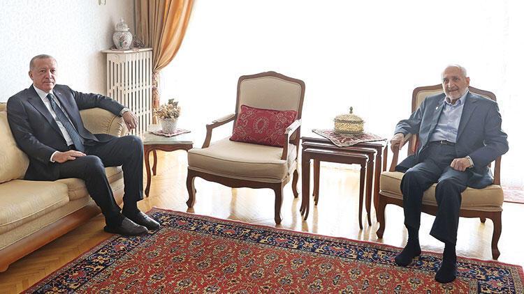 Erdoğan'dan bir sürpriz ziyaret de SP'li Asiltürk'e - Son Dakika Haberleri