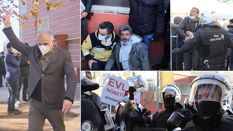 HDP'li vekilden tepki çeken hareket! Ortalık bir anda karıştı