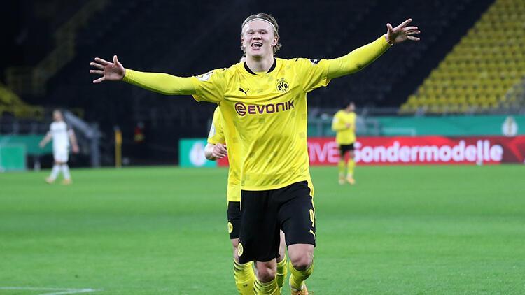 Borussia Dortmund 3-2 Paderborn (Maç özeti ve golleri)