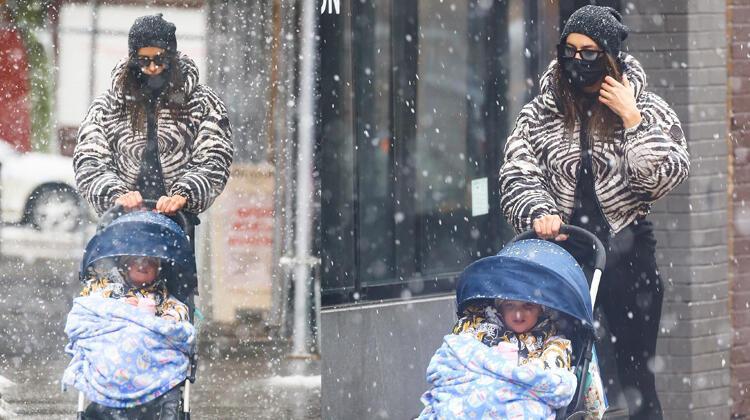 Irina Shayk kızı Lea de Seine ile: Kıyafete bu kadar para harcanır mı? Ya bir gün paran biterse!