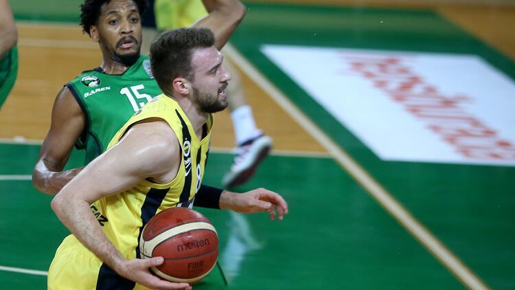 Darüşşafaka Tekfen: 64 - Fenerbahçe Beko: 66