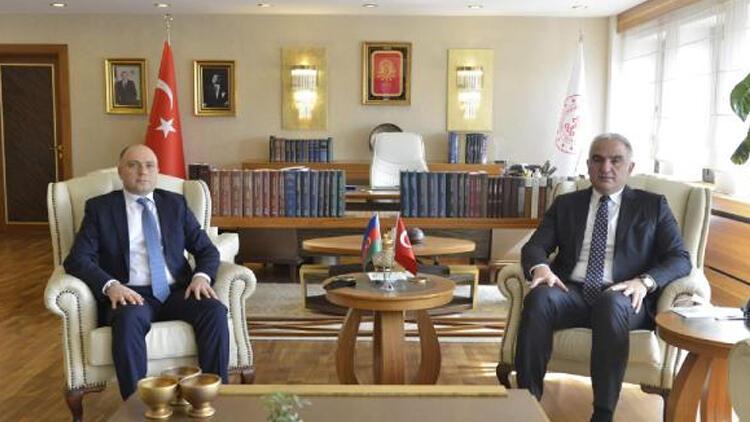 Kardeş ülke Azerbaycan ile kültür ve sanat ilişkileri artırılacak