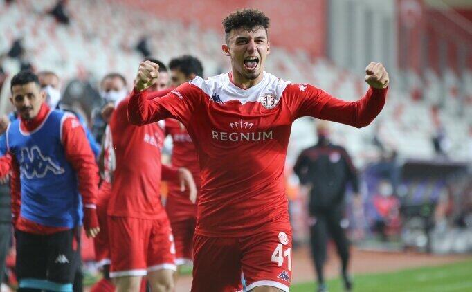 Antalyasporlu futbolcu Gökdeniz Bayrakdar'ın hedefi Milli Takım