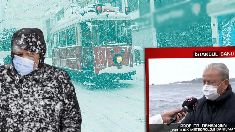 Son dakika... Prof. Dr. Orhan Şen hava durumundaki değişimin nedenini açıkladı: 1853 yılından bu yana ilk kez oldu...