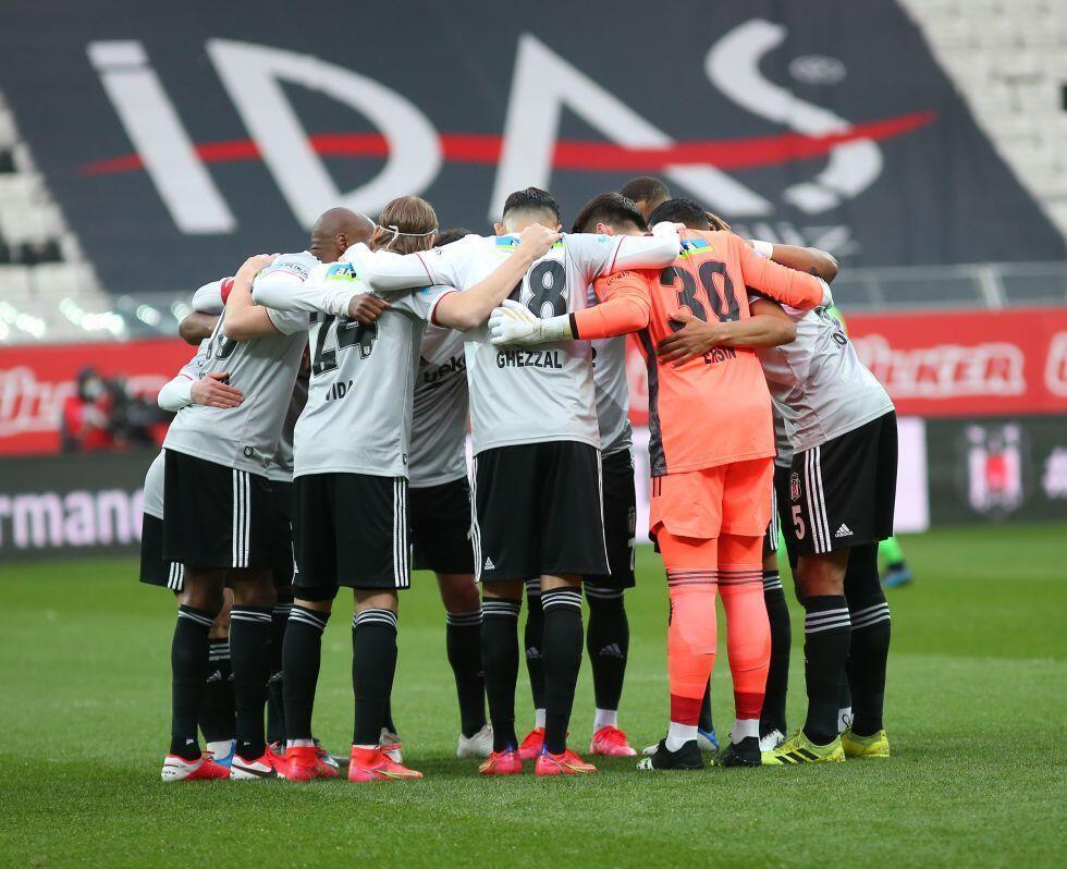 Beşiktaş-Ankaragücü maçından özel fotoğraflar!