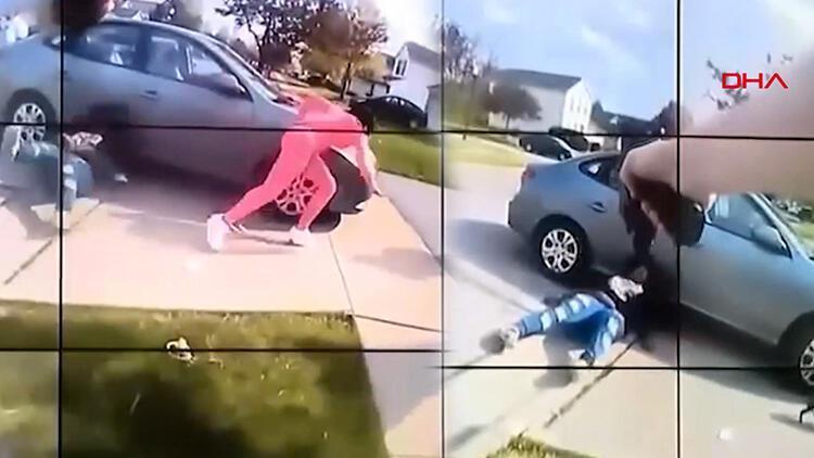 ABD yine karıştı! Kritik Floyd kararı açıklanmışken siyahi bir genç kız polis tarafından vurularak hayatını kaybetti - Son Haberler