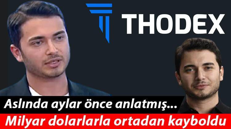 Son dakika haberi: Türkiye'nin konuştuğu Thodex vurgunu! Kripto para  dünyası şokta..