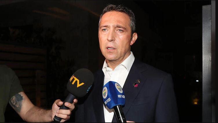 Striking statements from Ali Koç after Fenerbahçe – Kasımpaşa match: We do not want to be in the fight