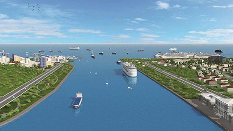 Son dakika haberler: Kanal İstanbul'un temeli haziran ayında atılacak