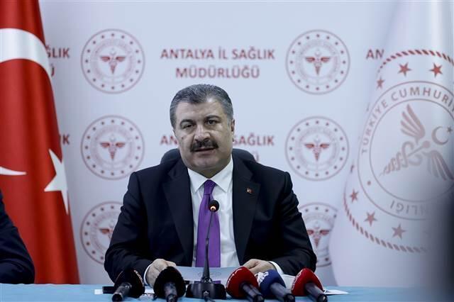 Son dakika haberi... Sağlık Bakanı Fahrettin Koca'dan Biontech ve Sputnik V aşısı için çok önemli açıklama