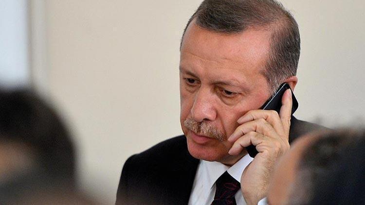Cumhurbaşkanı Erdoğan, Elazığlı depremzede aileyle telefonda görüştü