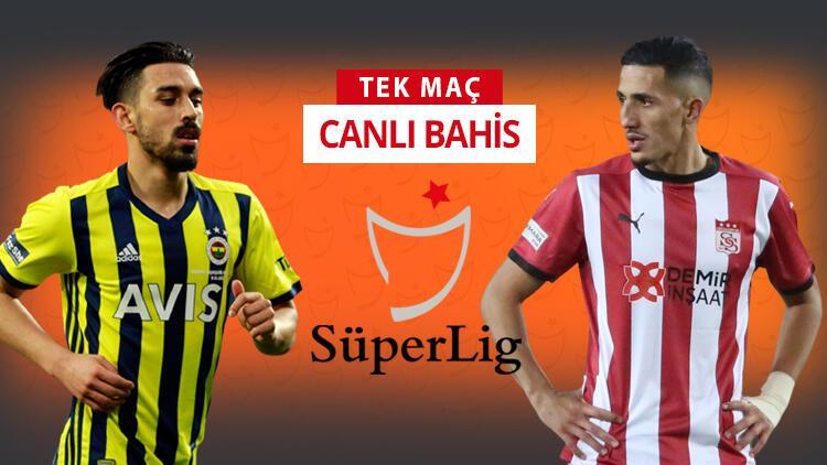 17 maçtır kaybetmeyen Sivasspor, şampiyonluk hedefleyen Fenerbahçe'ye karşı! Öne çıkan iddaa tahmini...