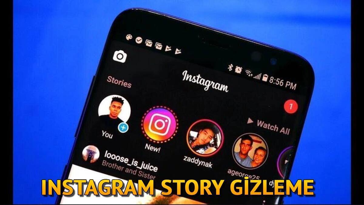 Instagram hikaye gizleme nasıl yapılır? Instagram hikaye gizleme kaldırma ve hatası hakkında bilgi