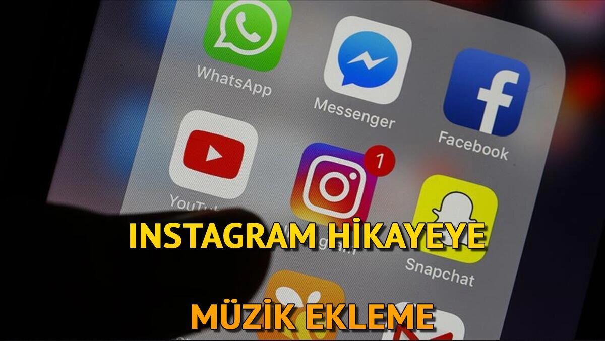Instagram hikaye müzik ekleme nasıl yapılır? Instagram'da hikayeye müzik eklerken karşılaşılan sorunlar ve çözümleri