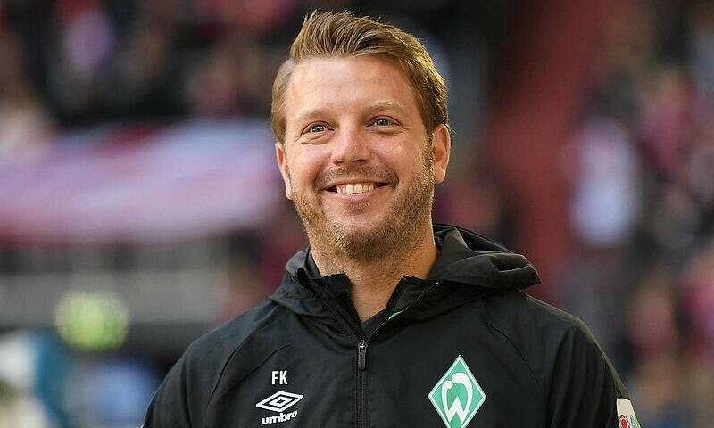 Werder Bremen'de Florian Kohfeldt'in görevine son verildi