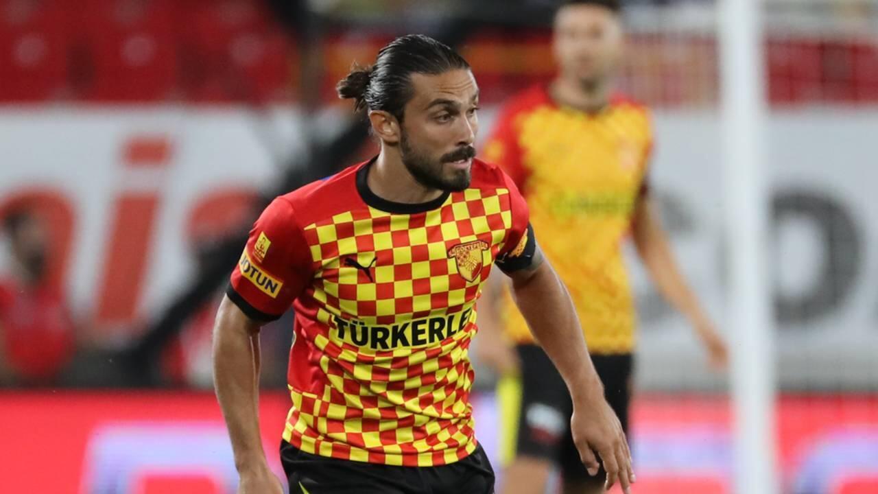 Bu sezon Süper Lig'de tüm maçlarda oynayan tek isim Halil Akbunar